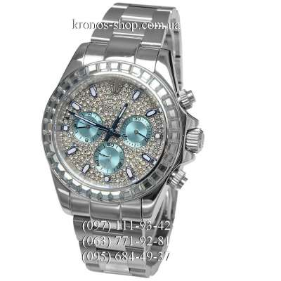 Rolex Cosmograph Daytona White Gold Crystals