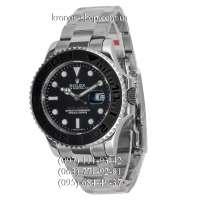 Rolex Yacht-Master Silver/Black/Black