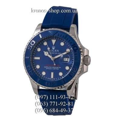 Rolex Yacht-Master Blue/Silver-Blue/Blue
