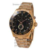 Rolex Yacht-Master II Gold/Black