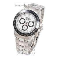 Rolex Cosmograph Daytona AAA Silver/Black/White-Black
