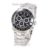 Rolex Cosmograph Daytona AAA Silver/Black/Black-Silver