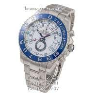 Rolex Yacht-Master II Silver/Blue/White