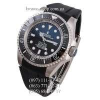 Rolex Deepsea Sea-Dweller Rubber Black/Silver/Black-Blue Gradient