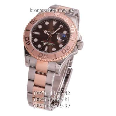 Rolex Yacht-Master 116621 Silver-Rose Gold/Rose Gold