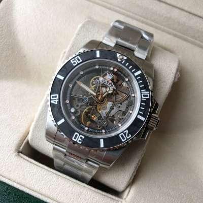 Rolex Submariner Skeleton Andrea Pirlo Limited Edition