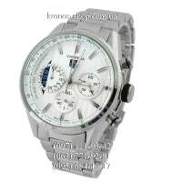 Tag Heuer Carrera Calibre 1969 Limited Edition All Silver