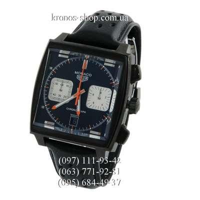 Tag Heuer Monaco Calibre 12 Chronograph All Black