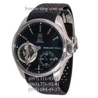 Tag Heuer Grand Carrera Pendulum Black/Silver/Black