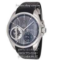 Tag Heuer Grand Carrera Pendulum Black/Silver/Gray