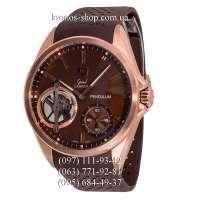 Tag Heuer Grand Carrera Pendulum Brown/Gold/Brown