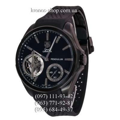 Tag Heuer Grand Carrera Pendulum All Black
