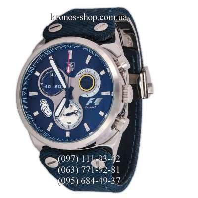 Tag Heuer Formula 1 Racing Chrono Blue/Silver/Blue