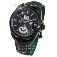 TAG Heuer Grand Carrera Calibre 8 RS Grand-Date All Black-Green