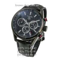 TAG Heuer Carrera Calibre 1969 Limited Edition Leather All Black