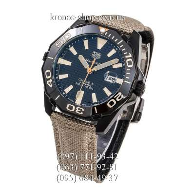 TAG Heuer Aquaracer 300 M Calibre 5 Brown/Black/Black-Yellow