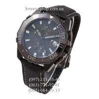 Tag Heuer Aquaracer Chrono Calibre 5 All Black