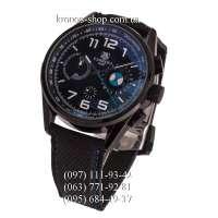 Tag Heuer Carrera BMW Power GMT Chronograph All Black