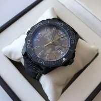Tag Heuer Aquaracer 300 M Calibre 5 all Black/Yellow