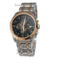 Tissot T-Classic Couturier Automatic Steel Silver-Gold/Gold/Black