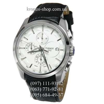 Tissot T-Classic Couturier Chronograph Black/Silver/White