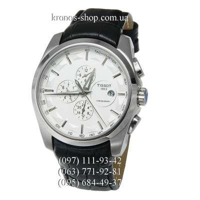 Tissot T-Classic Couturier Automatic  Black/Silver/White