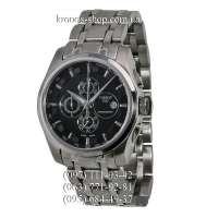 Tissot T-Classic Couturier Chronograph Steel Silver/Black