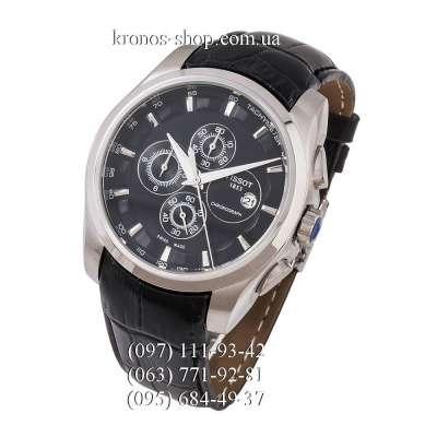 Tissot T-Classic Couturier Chronograph Alt Black/Silver/Black