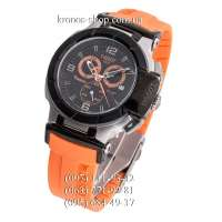 Tissot T-Race Chronograph Orange/Silver-Black