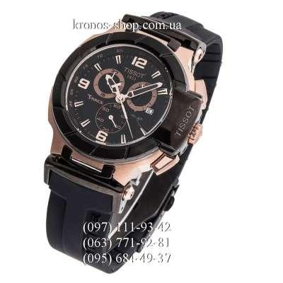 Tissot T-Race Chronograph Black/Black-Gold