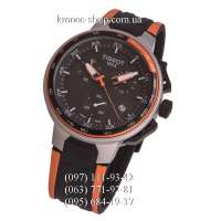 Tissot T-Race Cycling Chronograph Orange-Black/Silver/Black-Orange