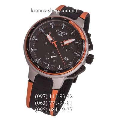 Tissot T-Race Cycling Chronograph Orange-Black/Silver/Black-Orange