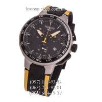 Tissot T-Race Cycling Chronograph Yellow-Black/Silver/Black-Yellow