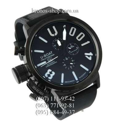 U-Boat Italo Fontana U-1001 Black/Black/White