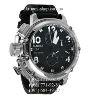 U-Boat Italo Fontana Chimera Chronograph Black/Silver/White