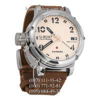 U-Boat Italo Fontana Chimera Automatic Brown/Silver/Milk