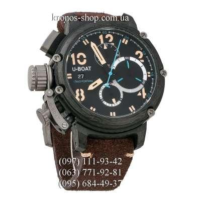 U-Boat Italo Fontana Chimera Chronograph Brown/Black/Black-Blue