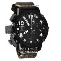 U-Boat Italo Fontana Chimera Chronograph Brown/Black/Black-Black