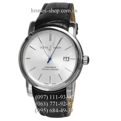 Ulysse Nardin Classic Classico Black/Silver/White