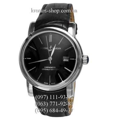 Ulysse Nardin Classic Classico Black/Silver/Black
