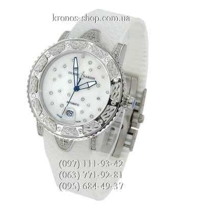 Ulysse Nardin Marine Lady Diver Starry Night White/Silver/White
