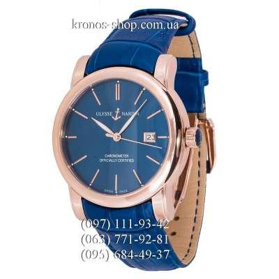 Ulysse Nardin Classic Classico Blue/Gold/Blue