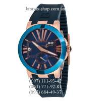 Ulysse Nardin Executive Dual Time Blue/Gold-Blue/Blue