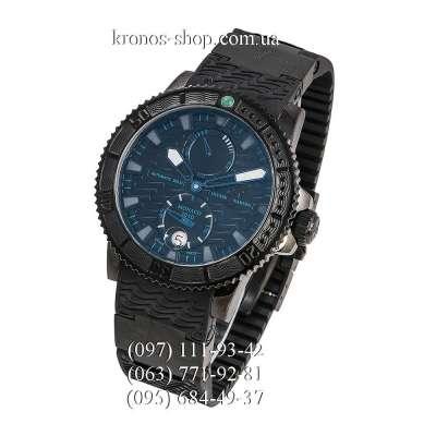 Ulysse Nardin Marine Collection Monaco Limited Edition 2010 Black/Blue