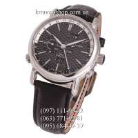 Ulysse Nardin Classic GMT Perpetual Black/Silver/Black