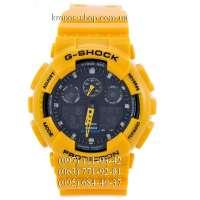Casio G-Shock GA-100A-9AER AAA