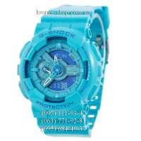 Casio G-Shock GA-110 Light Blue AAA