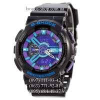 Casio G-Shock GA-110 Black/Blue AAA