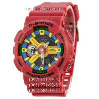 Casio G-Shock GA-110 Red/Yellow AAA