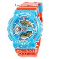 Casio G-Shock GA-110 Orange/Blue AAA